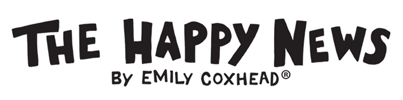 The Happy News Logo