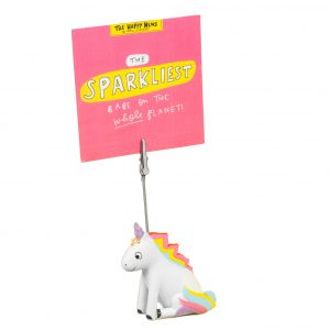 The Happy News Photo Clip Unicorn