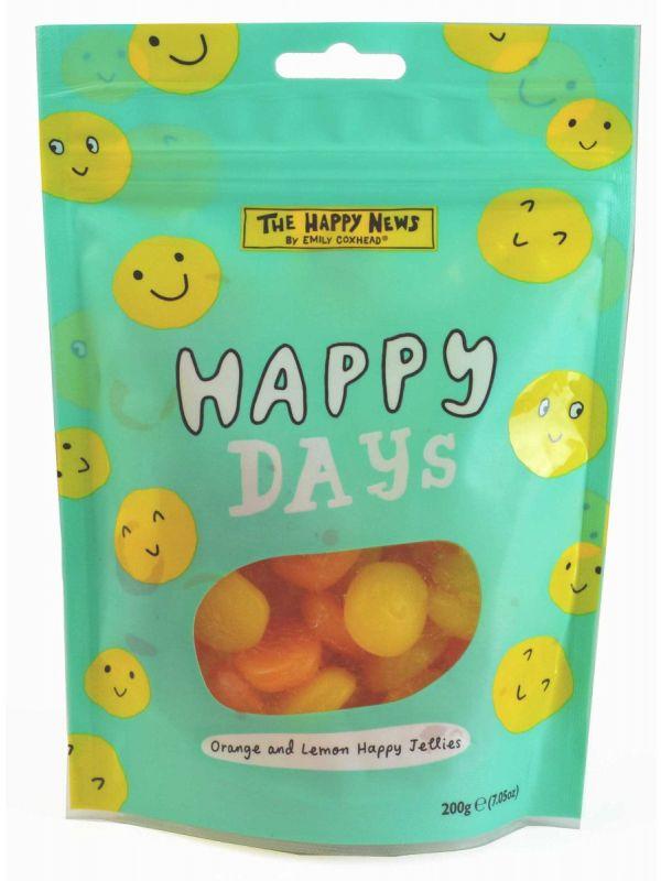 The Happy News Happy Days Jellies