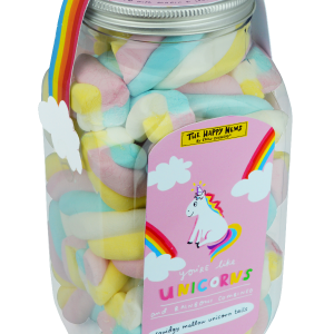 Unicorns Tails Mallows by The Happy News