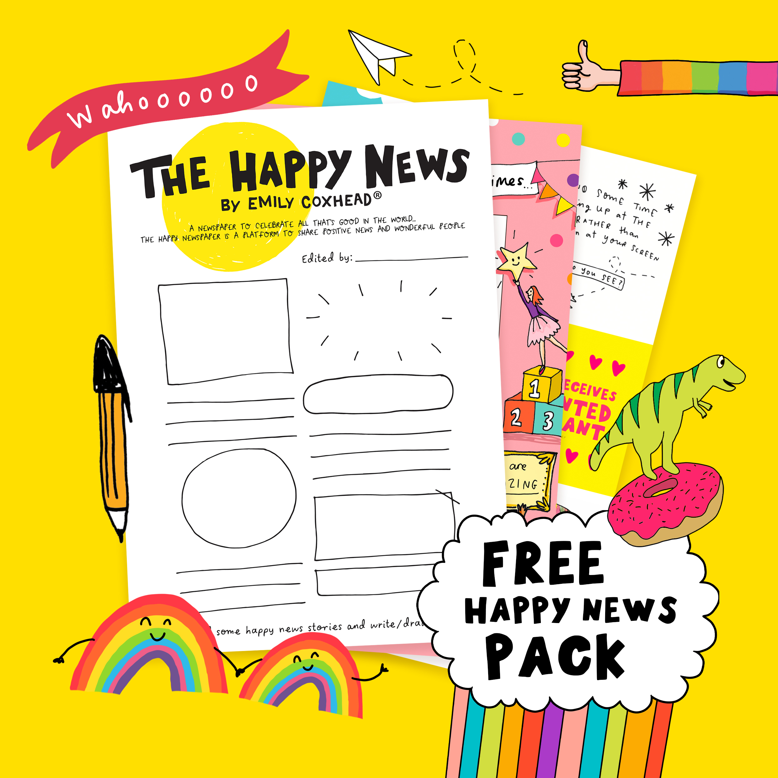 The Happy News Free Schools Resource Pack