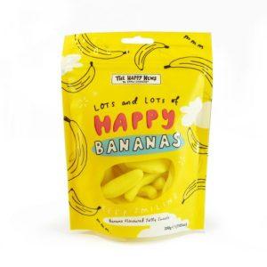 The Happy News Banana Sweets
